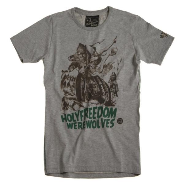 WOLF GREY - T-Shirt