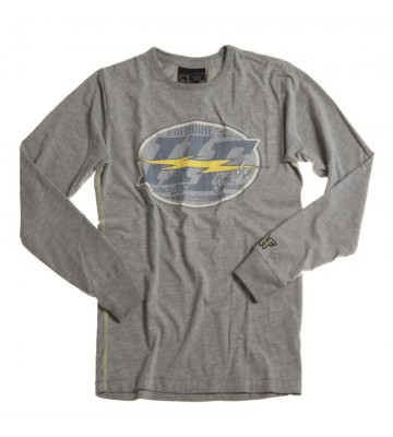 HF GREY LS - T-Shirt