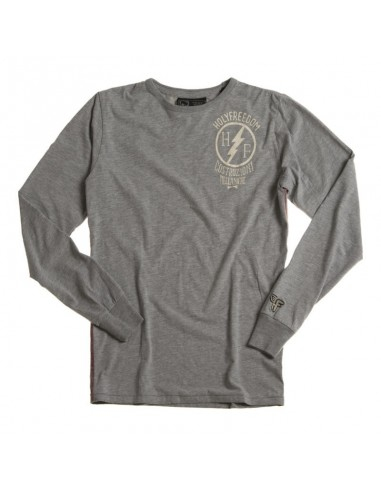 OFFICINA GREY LS - T-Shirt