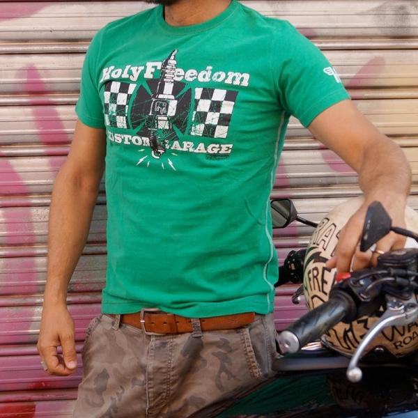 KUSTOM GARAGE - T-Shirt