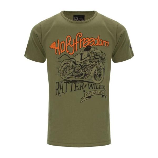 RATTER GREEN - T-Shirt