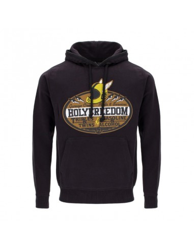 GIALLO INTEGRALE - hooded sweatshirt
