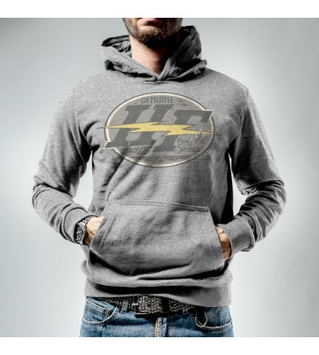 SHINING - hooded sweatshirt