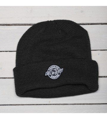BEANIE  MAY BLACK