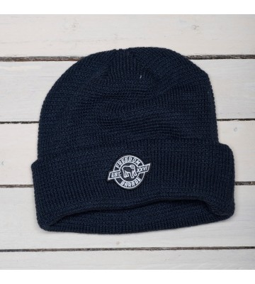 BEANIE  MAY BLUE