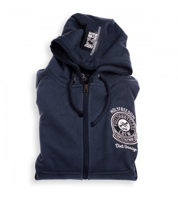 DIRTH GARAGE - hooded...