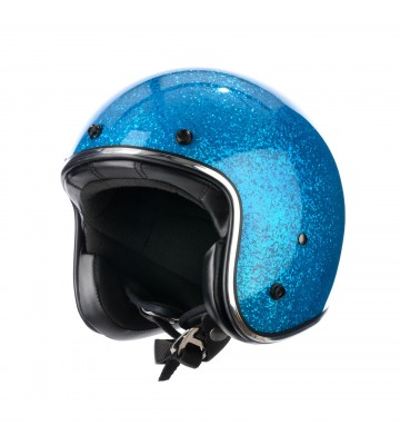 Casco Jet BLUE