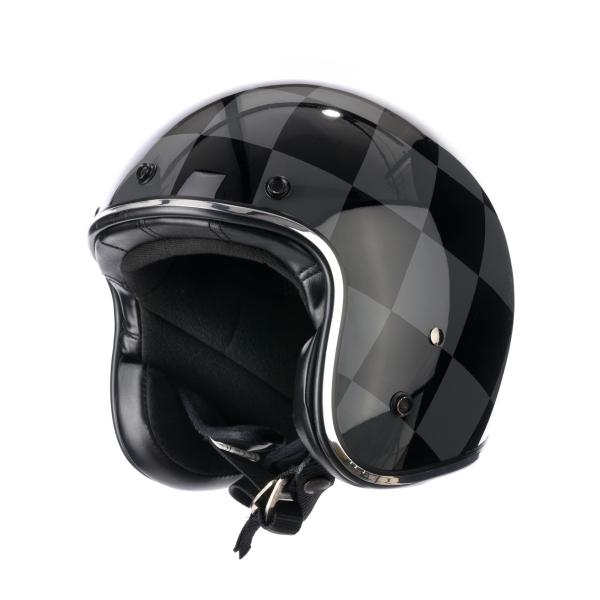 Helmet Jet BULLIT DARK