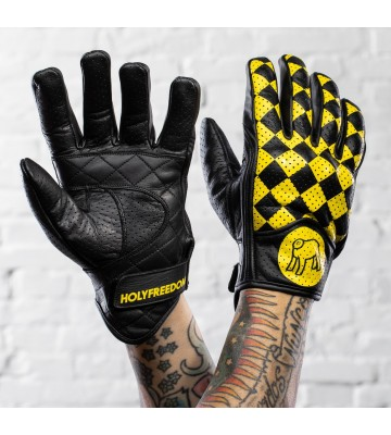 BULLIT SUMMER YELLOW - GLOVES