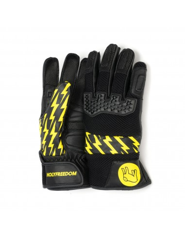 CERTIFIED MOTORCYCLE GLOVES - SAETTA