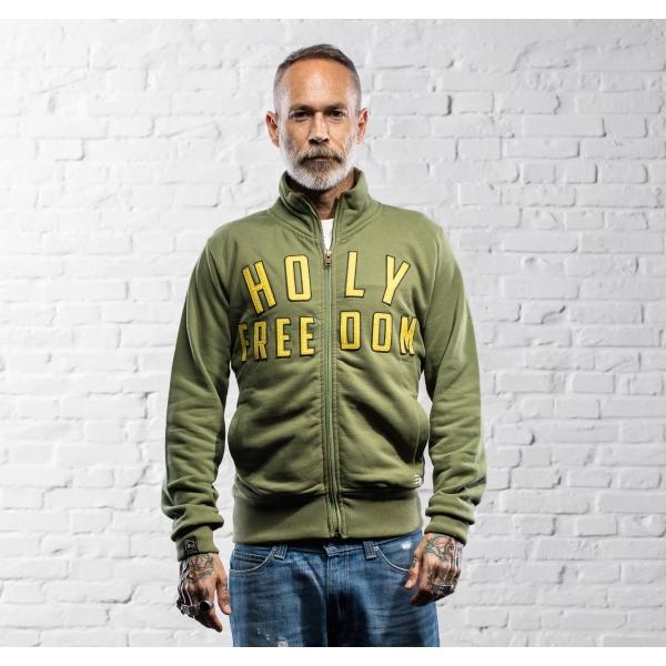 ESERCITO - fullzip sweatshirt