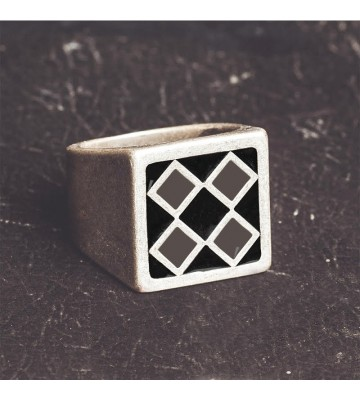 BULLIT Black & Grey RING