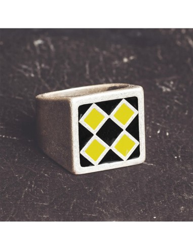 BULLIT Black & Yellow RING