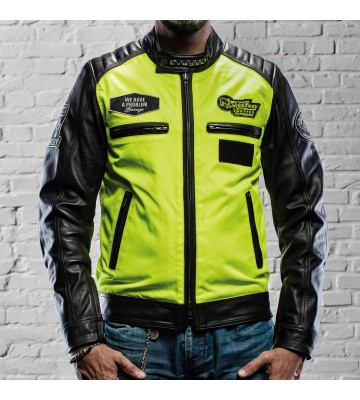 MOTORCYCLE JACKET - ZERO...