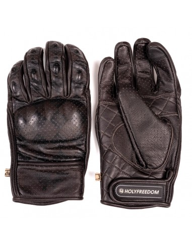 LEATHER CERTIFIED MOTORCYCLE GLOVE -...