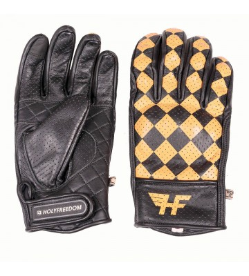BULLIT YELLOW 2021 - GLOVES
