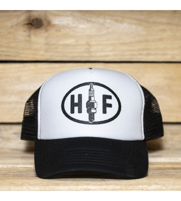 CAP WITH VISOR - HF GARAGE