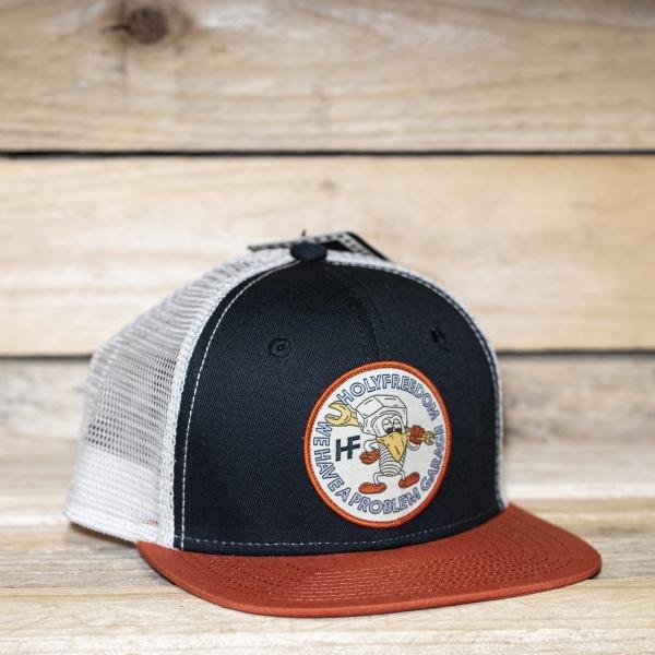 CAP WITH VISOR - BENGALINO