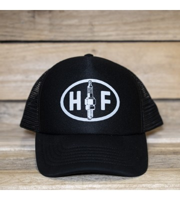 CAP WITH VISOR - HF GARAGE...