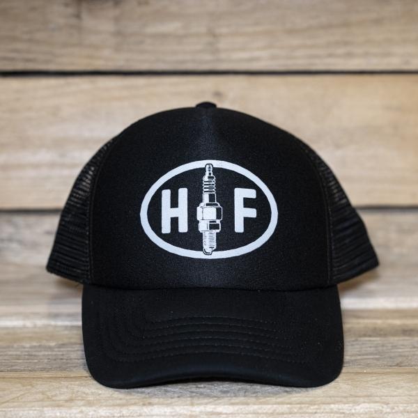 HF GARAGE BLACK - CAP