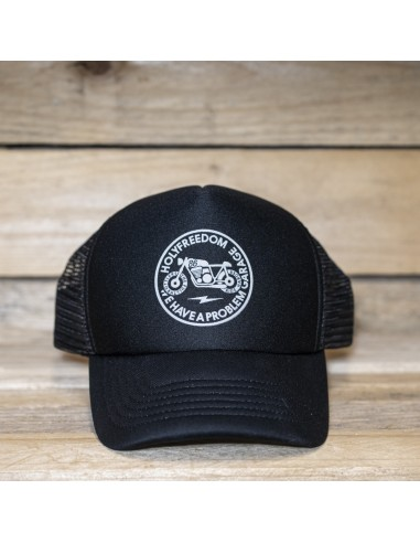 CAP WITH VISOR - CAFERACER 2021
