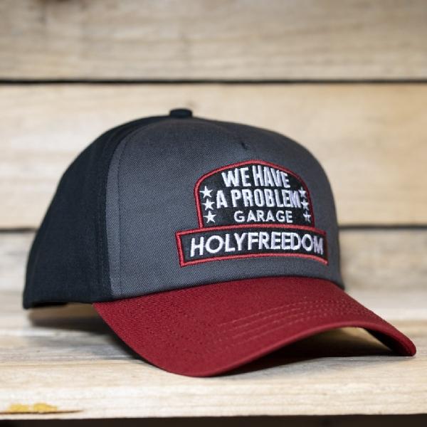 WE HAVE A PROBLEM - CAP