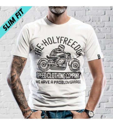 T-SHIRT SKELETON RIDER