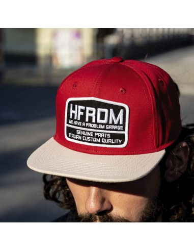 CAP WITH VISOR - HFRDM