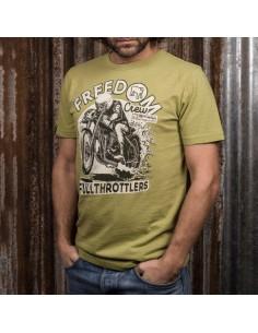 HOLYFREEDOM ROCKER - T-Shirt