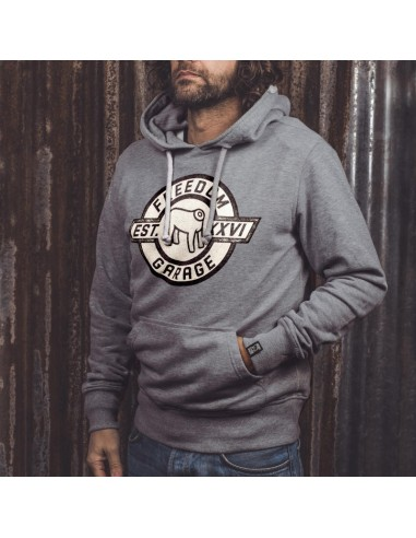 MAY - hooded sweatshirt