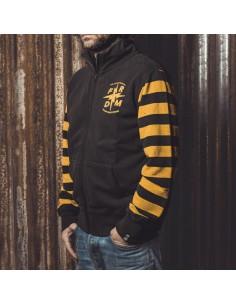 MAYA - fullzip sweatshirt