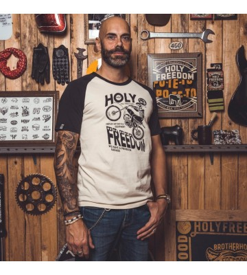 HOLYFREEDOM CROSS - T-Shirt
