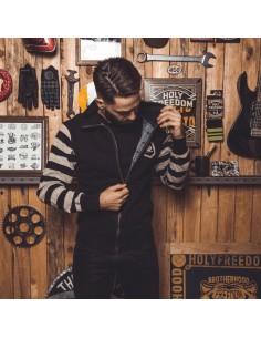 PAPILLON - fullzip sweatshirt