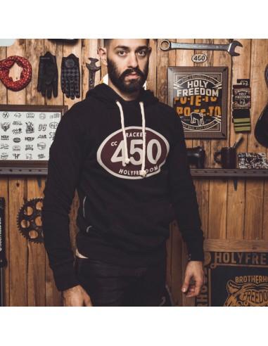 450 SWEET - hooded sweatshirt