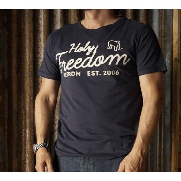 HOLYFREEDOM HLFRDM - T-Shirt